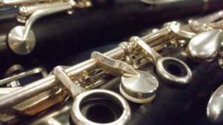 La Plus Que Lente for Clarinet and Piano
