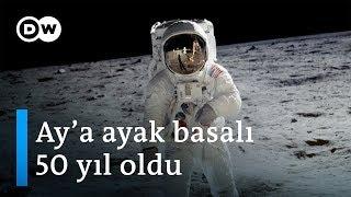 Ay depremleri ilk kez Apollo misyonuyla keşfedildi - DW Türkçe