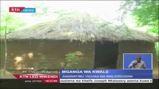 Mganga wa Kwale atibu vichaa na urogi