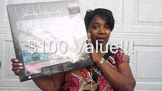 Deluxe Jewelry Making Kit found at Goodwill!!