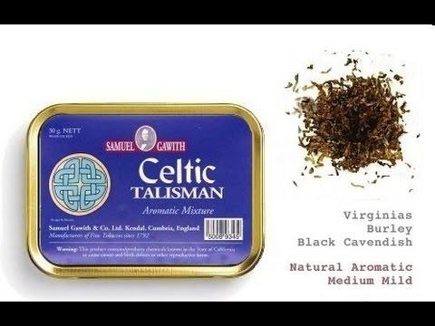 Celtic Talisman , Natural Aromatic Mixture