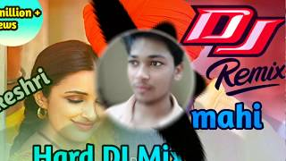 ve mahi hard dj mix ||keshri , Akshay Kumar full DJ bass mix||dj bhageswar