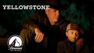 John & Tate Talk About Dreams | Yellowstone Season 3 Sneak Peek | Paramount Network