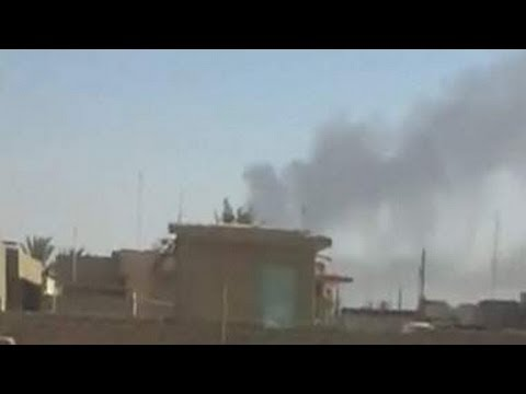 ISIS Militants Battling With Kurdish Peshmerga For Control Of Baiji Oil Refinery!!!
