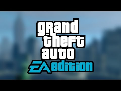 "Grand Theft Auto: EA Edition?! Video-Game Developer ""EA"" Set To Create GTA-Style Game!"