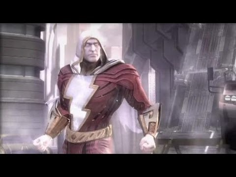 Injustice Gods Among Us - S.T.A.R LABS  SHAZAM - ☆☆☆ COMPLETE
