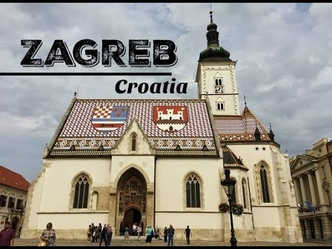 What To Eat And Visit In Zagreb Capital Of Croatia