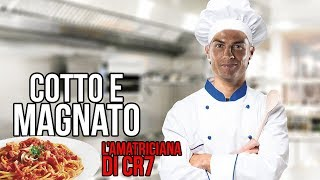 RONALDO cucina i BUCATINI ALL\' AMATRICIANA | COTTO E MAGNATO |
