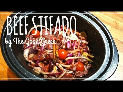 Beef Stifado By The Good Greek