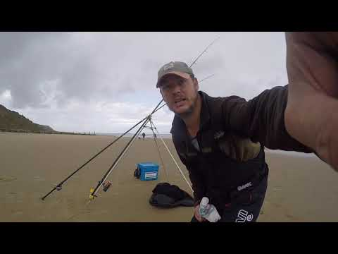 BASS FISHING UK: PART 2, BASS BEFORE THE STORM