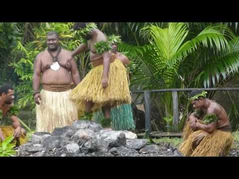 SUVA , FIJI for COUNTRYSIDE DRIVE & FIRE WALKING SPECTACULAR with K & J on VOYAGER OF THE SEAS 2017
