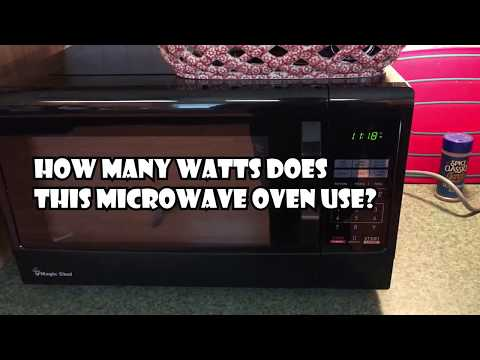 Testing The Wattage Of My Microwave Oven