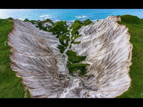 Курильск, лавовые поля и чудо природы на острове Итуруп