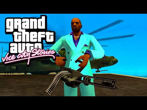 GTA: Vice City Stories - Final Mission - Last Stand (Ending)