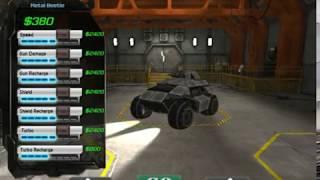 Motor wars 2 - Infinity war - Parte 3 - Llegando a lvl 18