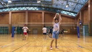 2017/7/7(金) @清水が丘 Avs4男(お試し) 1セット目