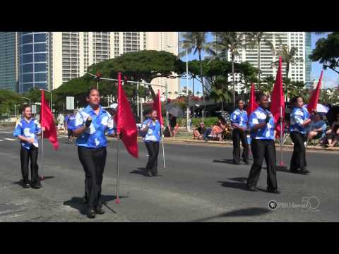 PBS Hawaii - HIKI N? Episode 307 | Waianae Intermediate School | Jr. Searider Band