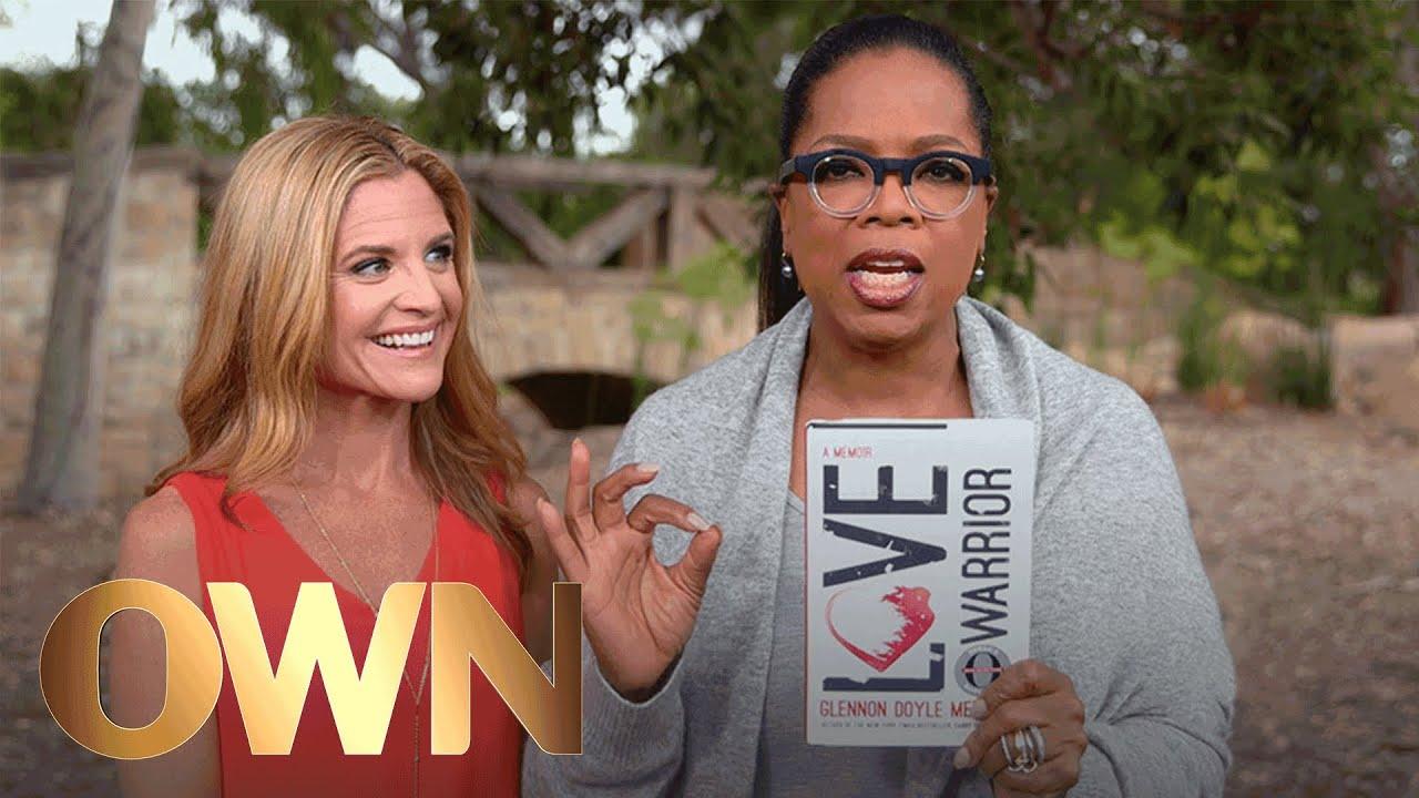 Oprah Announces Book Club Selection Love Warrior