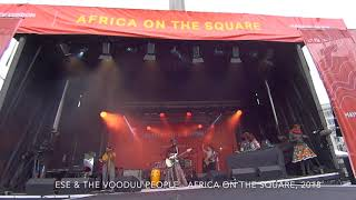 Ese & The Vooduu People - LIVE at Africa on the Square 2018