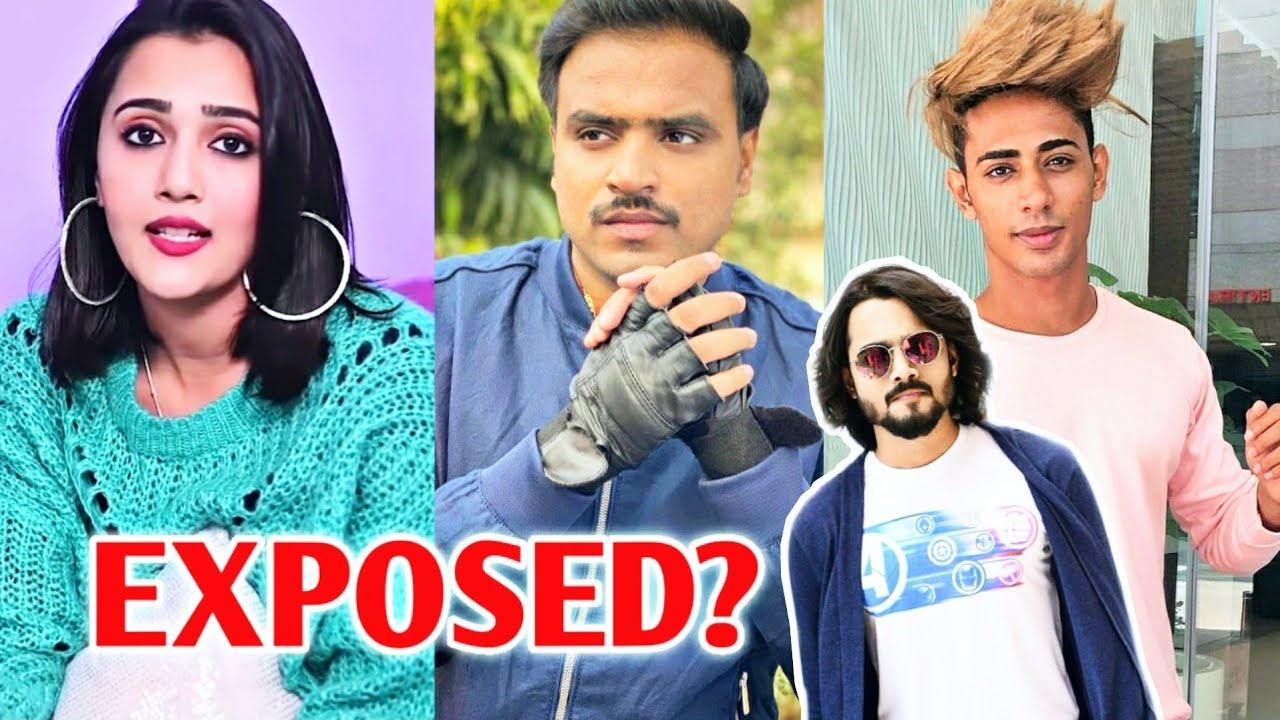 Amit Bhadana EXPOSED By Riya Mavi?! & Ajay Devgn Collab   BB Ki Vines BIG New Video, Danish Zehe