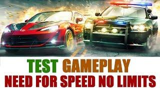 Need For Speed : No Limits, un jeu de course décevant