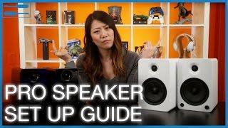 Pro Speaker Setup Guide ft Kanto YU4, YU6, + Sub8