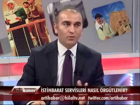 MOSSAD,CIA,FBI GİZLİ SERVİSLER-1
