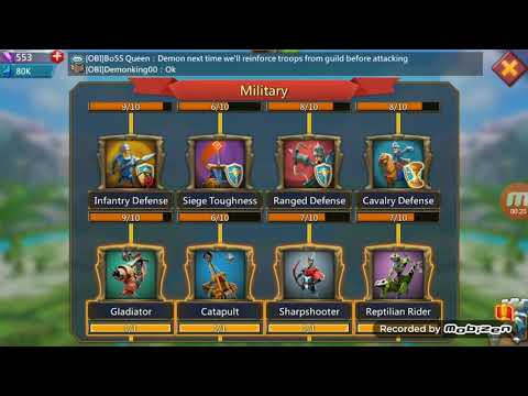 Lords Mobile Server Private And Labyrinth Elite
