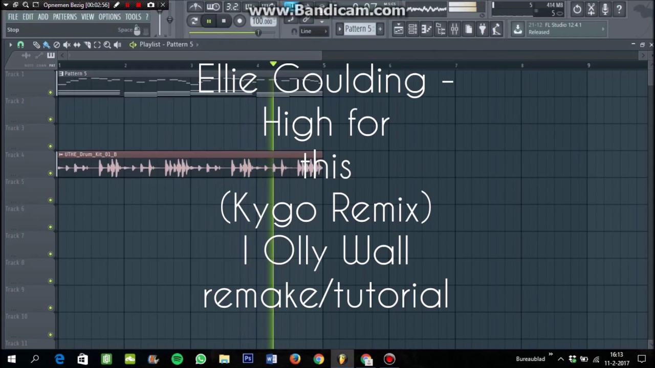 how to make a rap melody