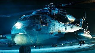 Блэкаут нападает на американскую военную базу / Трансформеры (2007)