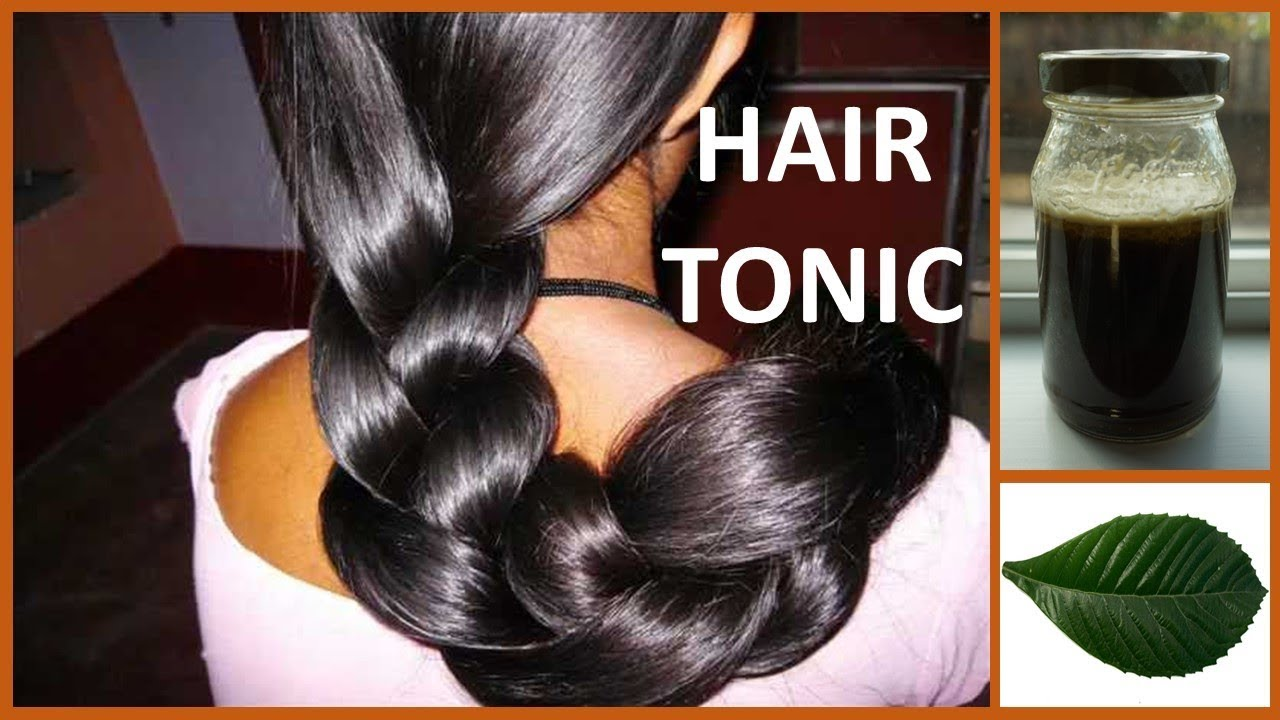 ** HAIR TONIC ** - Part 1 of  5 - SIX INCH EXTREME HAIR GROWTH in 1 WEEK - Natural Home Remedies