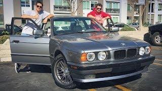 Жмурка. BMW E34 за $1500. Новый проект Грузина. Как купить мотор V8 за $200.