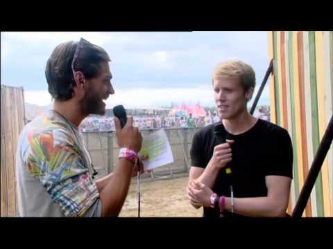 Interview Jay Hardway @ Summerfestival 2015