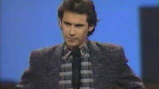 """Comic Relief """"Dennis Miller Stand Up Comedy 1980"""