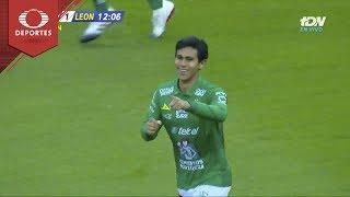Gol de José Juan Macías | América 0 - 1 León | Clausura 2019 - J6 | Televisa Deportes