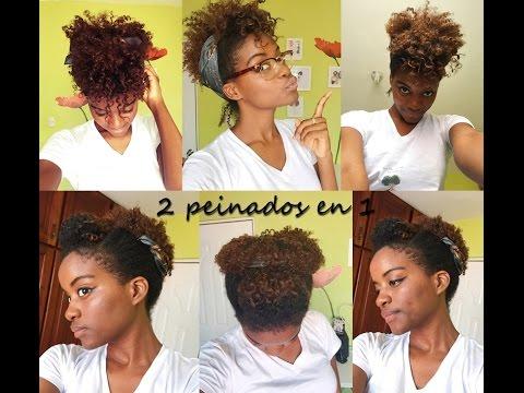 Peinados pelo corto con panuelo