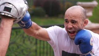 Training Day: Marlon Moraes