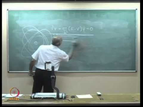 Mod-01 Lec-02 Energy Bands in Solids