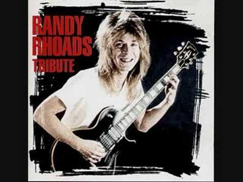 Randy Rhoads Tribute - GoodBye To Romance