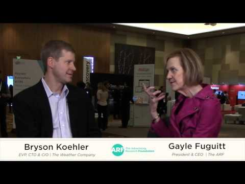 The ARF @ CES 2016 with Bryson Koehler