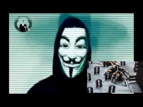 Anonymous : message to Jan Fabre | Anonymous : bericht aan Jan Fabre.