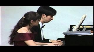 IZUMI-pianoduo plays A.Dvorac-Slavonic dances op.72№2