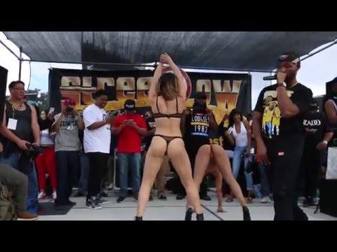 """Streetlow magazine"" car show- Salinas 3/20/2016"
