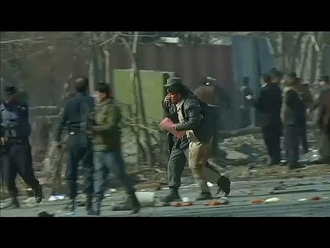 Deadly blast rocks Kabul