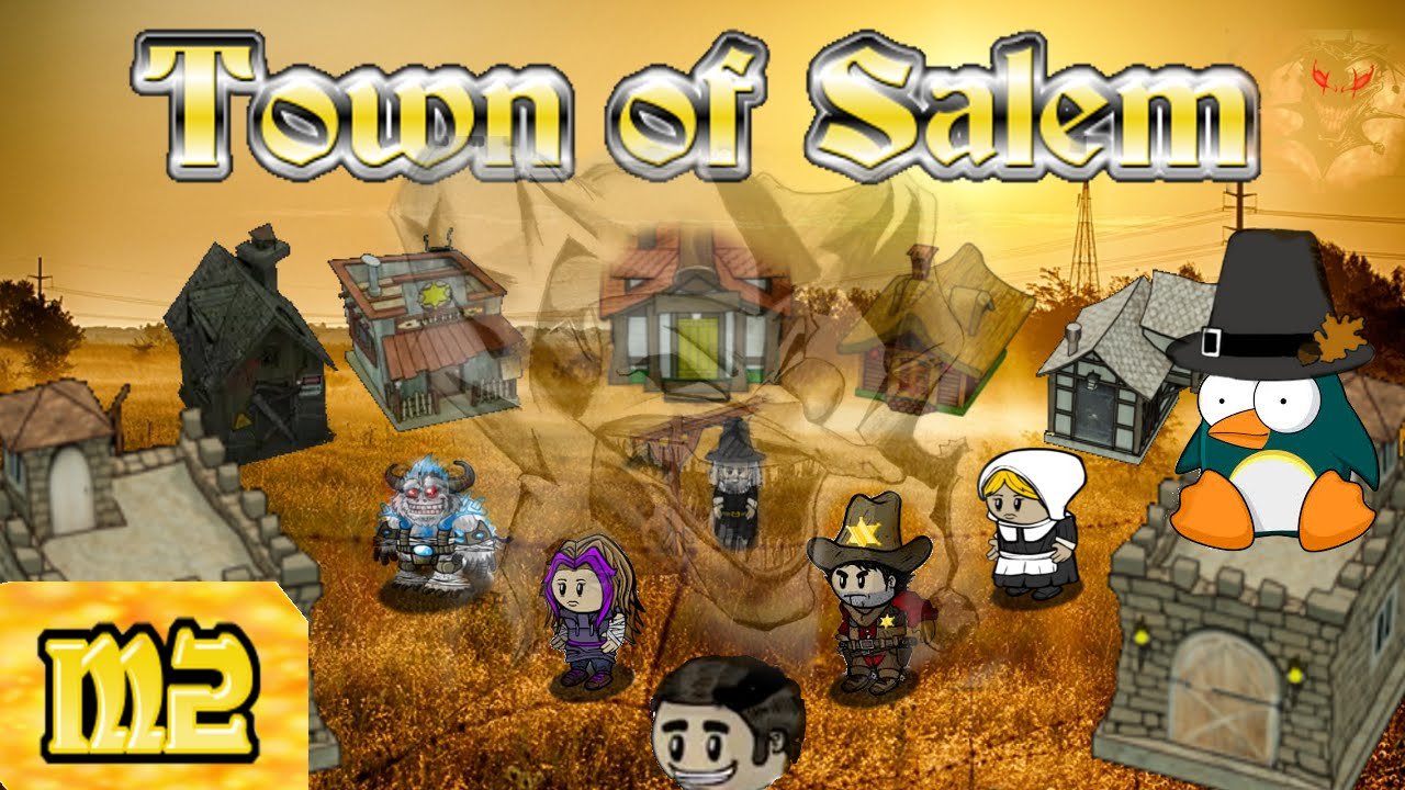 how to play town of salem on androidphone