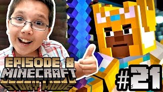 Minecraft: Story Mode - EPISODE 8 'A JOURNEY'S END?' - THE OLD BUILDERS GAMES! - Part 21