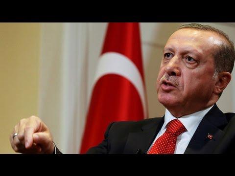 Erdogan threatens to 'open border gates' to allow migrants to flow into EU