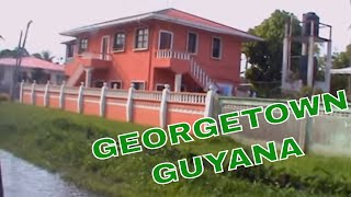 Guyana 2014 - Georgetown Part 2
