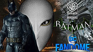 New Batman Game - Reveal Confirmed for DC FanDome?!