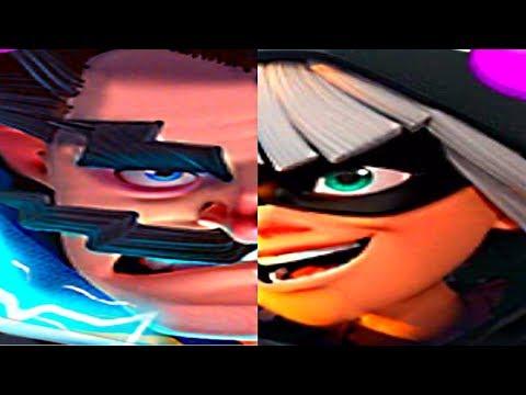 RARE LADDER PUSH! - Clash Royale